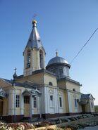 Manastirea Hancu outside shot1