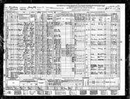 1940 United States Federal Census for Edley Cunningham