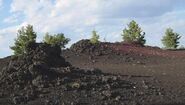 Scoria field at Craters of the Moon NM-750px