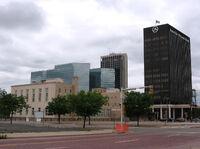 Amarillo Texas Downtown