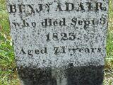 Benjamin Adair (1752-1823)