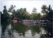 Around Alappuzha backwaters Kerala