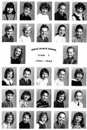 RidgeRanchSchool Paramus NewJersey grade2 1965 1966