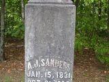 Aaron Jefferson Sanders (1831-1909)