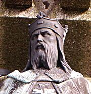 File:Robert magnificent statue in falaise detail.jpg