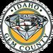 Seal of Gem County, Idaho