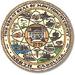 Seal of Montgomery County, North Carolina