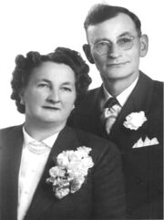 Doris Elizabeth Wilkins Williamson Handegaard and her second husband.jpg