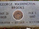George Washington Brooks (1808-1887)