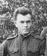 Lemzin Ivan 1964 Ivan with guitar detail