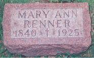 Mary-Ann-Renner-Gravestone