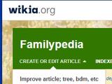 Familypedia Introduction to Semantic Media Wiki Tools