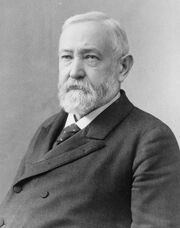 File:Benjamin Harrison, head and shoulders bw photo, 1896.jpg