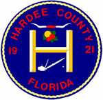 Seal of Hardee County, Florida