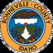 Seal of Bonneville County, Idaho