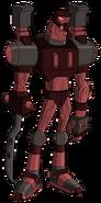 War Tank de Bad Rex (HE)