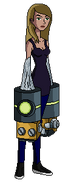Armas de Escudo Doble de Alexandra (AD)