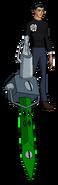 Tecno Espada de Nathan (HM)
