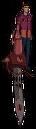 Tecno Espada de Bad Rex (HE)