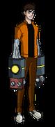 Armas de Escudo Doble de Gen (AD)