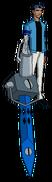 Tecno Espada de Rex (AD)