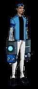 Armas de Escudo Doble de Rex (AD)