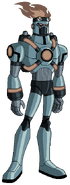 Armadura de Combate Omega de OmniWarrior (AD)