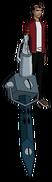 Tecno Espada de Rex (GD)