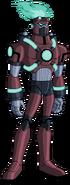 Battlelizer de Nega Rex (LS)