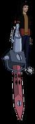 Tecno Espada de Nega Rex (LS)