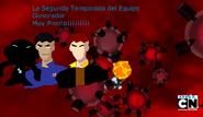 Poster de la Segunda Temporada del Equipo Generador