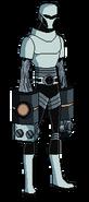 Escudos de Energia de OmniWarrior (AD)