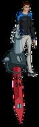 Tecno Espada de Dan (GD)