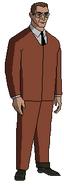 ZAG-RS forma humano