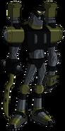 War Tank de Mad Rex (PU)
