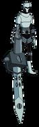 Espada de Acero de OmniWarrior (AD)