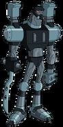 Armadura de Combate de OmniWarrior (AD)