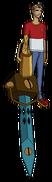Tecno Espada de Rex 23 (AD)