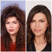 Anna Devane-Finola Hughes then & now.jpg