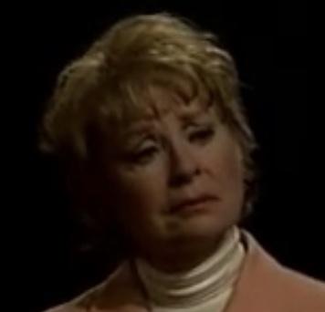 Virginia Benson (Lois Nettleton)