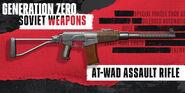 AT-WAD Assault Rifle