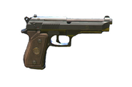 Weapon handgun semiauto 9mm 02