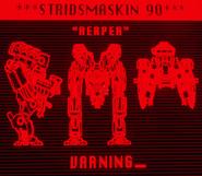 Reaper Tank RedPrint
