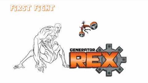 Generator Rex Sountrack- First Fight