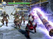 Genji DoS game screenshot 4