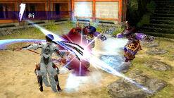 Genji DoS game screenshot 7