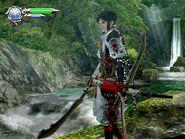 Genji DoS game screenshot 1