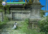 Genji DoS game screenshot 6