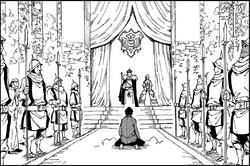 Kazuya meeting the Royal's.png
