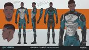 GenLock Julian Chase Concept Art